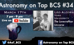 AoT BCS #34: March 17, 2021 (ONLINE)