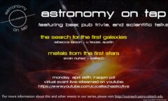 Astronomy on Tap Los Angeles: April 26, 2021