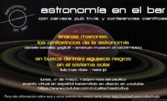 Astronomía en el Bar Los Angeles: 17 de Mayo, 2021