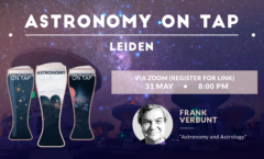 AoT Leiden (on Zoom): Astronomy & Astrology! May 31, 2021