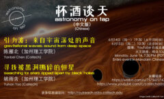 杯酒谈天线上直播 Astronomy on Tap Los Angeles - Chinese