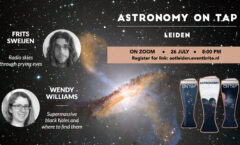AoT Leiden (on Zoom): Active Galaxies in the Radio Sky! July 26, 2021