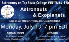 AoT State College #48: July 19, 2021