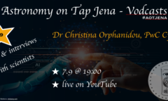 Astronomy on Tap Jena #9 (online)