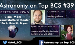 AoT BCS #39: September 22, 2021 (In-person!)